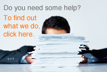 Need help with paperwork?